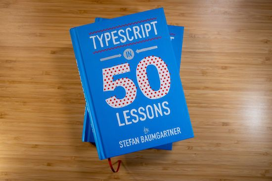 TypeScript in 50 lessons, inner preview